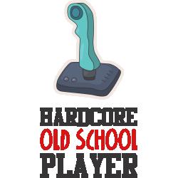 Hardcore Old School Player