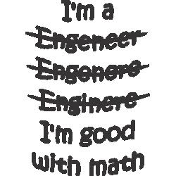 """Cana """"I'm an engineer"""""""