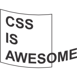 "Cana ""CSS is awesome"""