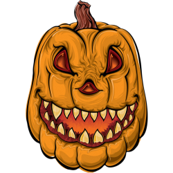 Demonic Pumpkin