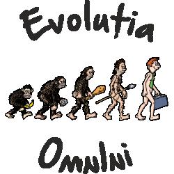 """Cana """"Evolutia Omului"""""""
