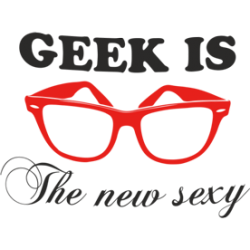 """Cana """"Geek is the new sexy"""""""