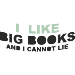 "Cana ""I like big books"""