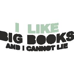 """Cana """"I like big books"""""""