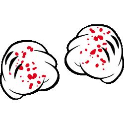 Mickey Fists