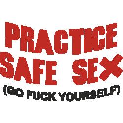 """Cana """"Practice safe sex"""""""