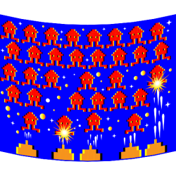 Cana Space Invaders