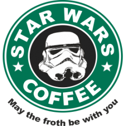 Cana Star Wars Coffee