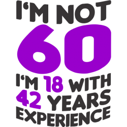 "Cana ""I'm not 60 """