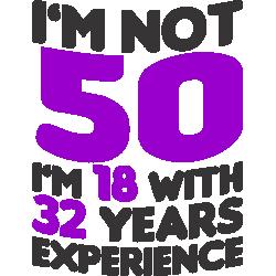 "Cana ""I'm not 50 """