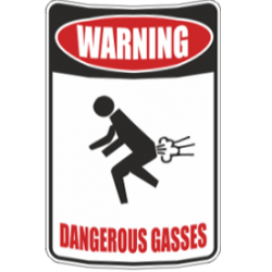 "Cana ""Dangerous gases"""
