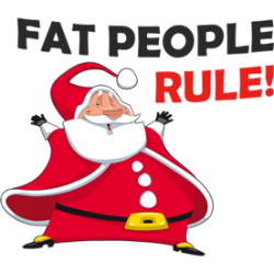 "Cana ""Fat people rule!"""