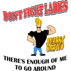 """Cana """"Don't fight ladies"""""""