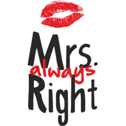 "Cana ""Mrs. always right"""
