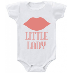 "Body bebelus ""Little Lady"""