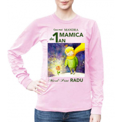 Bluza dama personalizata
