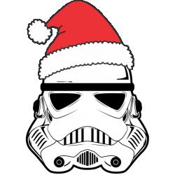 Storm Trooper Santa