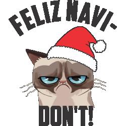 Feliz Navi Don't!