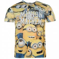 Tricou Minion Mayhem Marime S