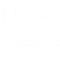 Tricou Fuck