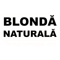 Blonda Naturala