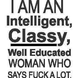Classy Woman