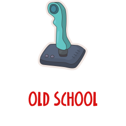 Hardcore Old School Player