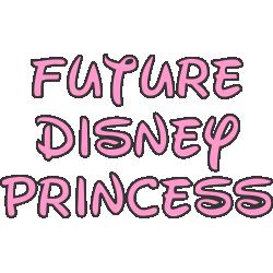 Future Disney Princess