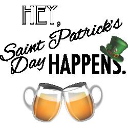 Tricou Saint Patrick's