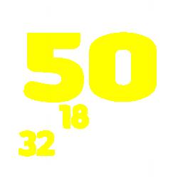 I'm not 50