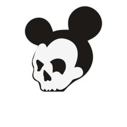 Walking Dead Mickey Mouse
