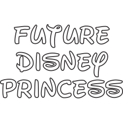 Future Disney Princess