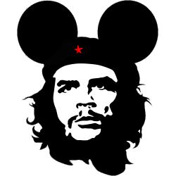 Che Guevara Mickey Mouse
