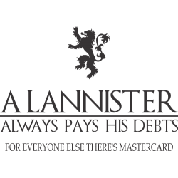 Lannister Creed