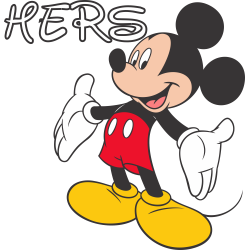 Her Mickey