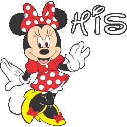 His Minnie