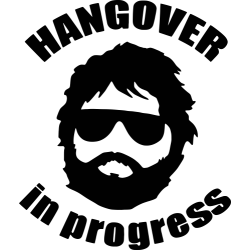 Hangover In Progress