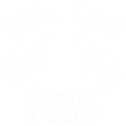 This Guy Needs A Beer