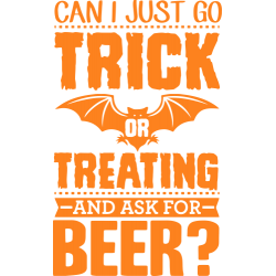 Trick Or Treat For Beer