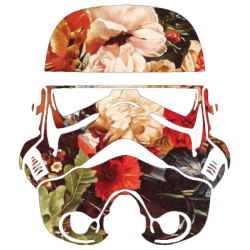 Floral Print Stormtrooper