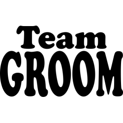 Sapca Team Groom