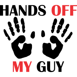 Hands of my guy