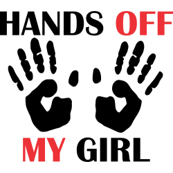 Hands of my girl
