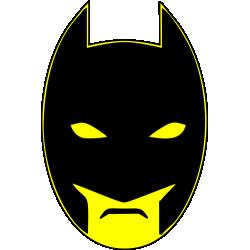 Tricou cuplu Batman