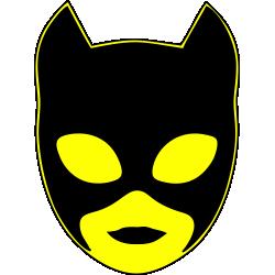 Tricou cuplu Catwoman