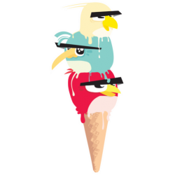 Angry Ice Cream