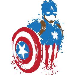 Captain America Warrior