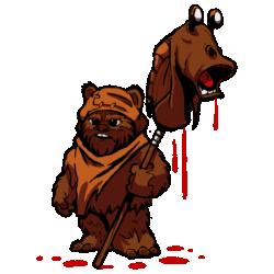 Ewok's Revenge