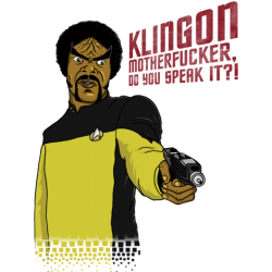 Klingon Motherfucker