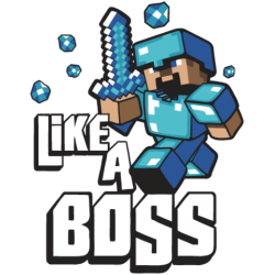 Like A Boss Minecraft